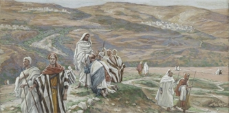 How Does Jesus Call Me to Bring the Good News? Lectio Divina